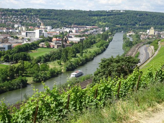 Mainschifffahrt Würzburg