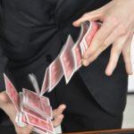 Kartenspiele und Zaubertricks mit Mr. Flo