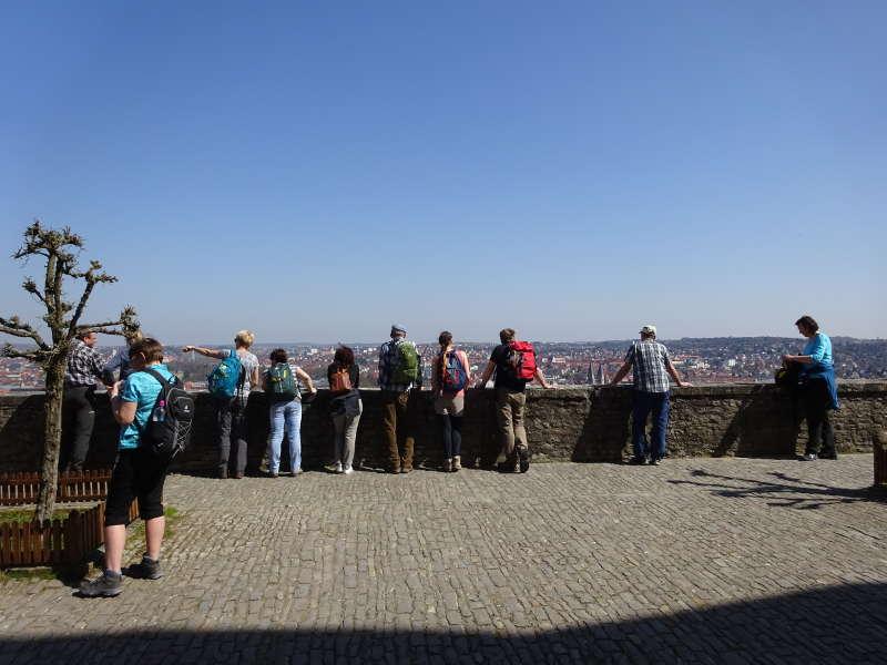 Ausblick Würzburg