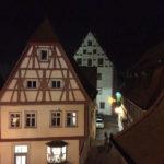 Dettelbach bei Nacht