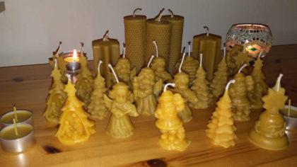Kerzen Sammlung