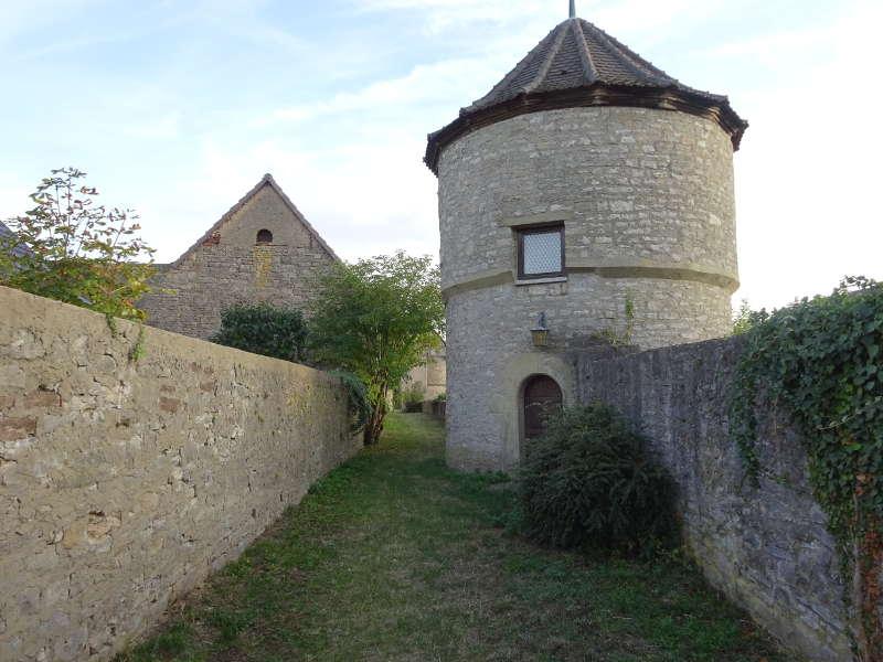 Türmchen in Dettelbach Stadtmauer