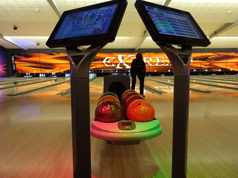 Bowling im Mainfrankenpark