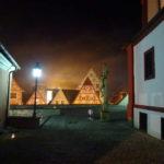 Singles über den Dächern von Dettelbach unterwegs