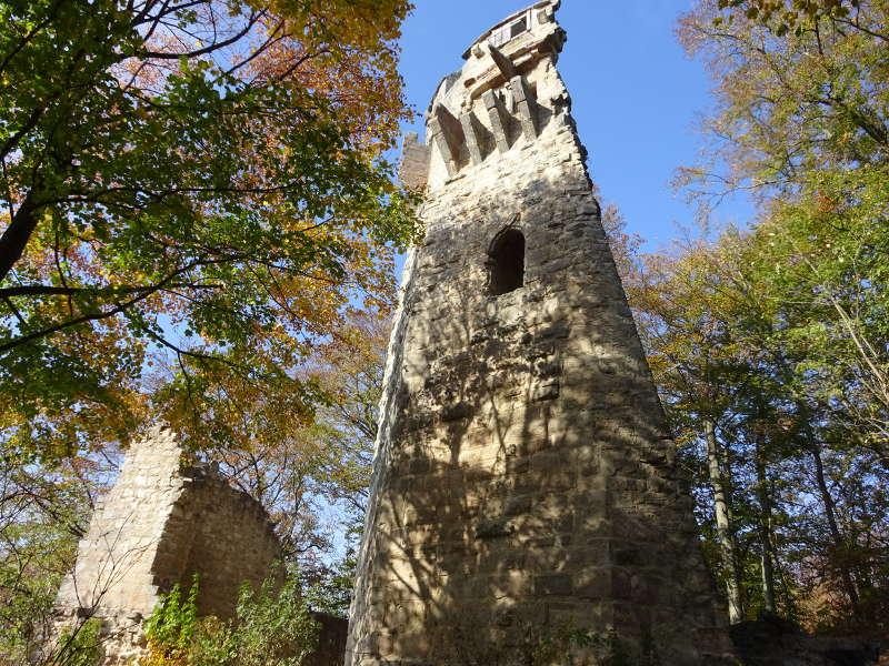 Ruine Stollburg Handthal