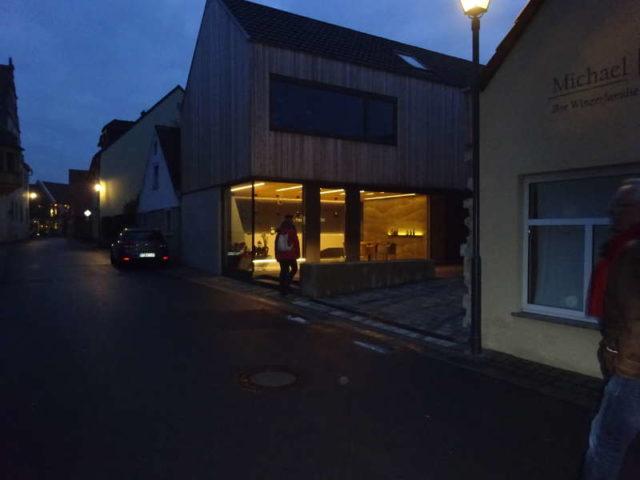 Weinprobe Singles gemeinsam Unterfranken Weininsel Vogelsburg Volkach
