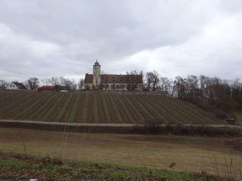 Hallburg Grafen Schönborn Wanderung