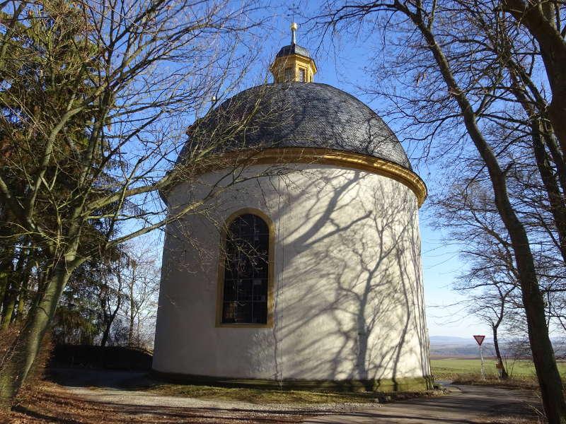 Kreuzkapelle in Gaibach Unterfranken