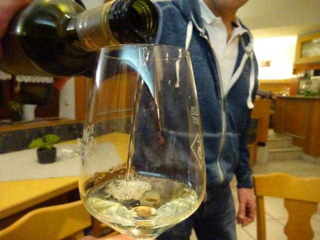 Michael Büttner Weinprobe