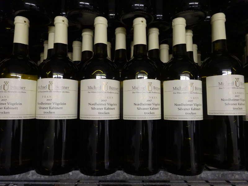 Nordheimer Vögelein Weinprobe Nordheim