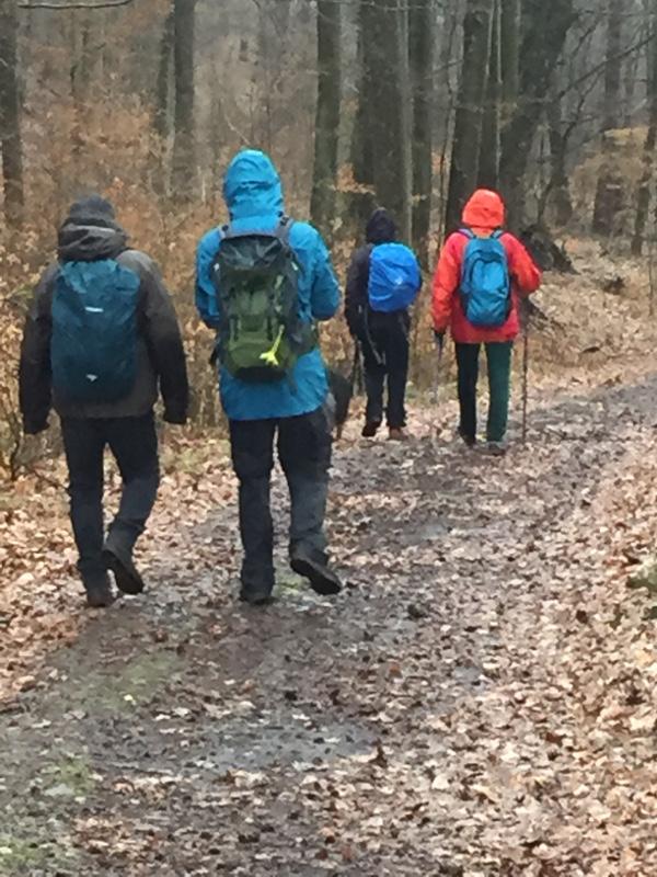 Rucksackwanderung Ostheim Unterfranken Rhön Bayern Singles unterwegs gemeinsam