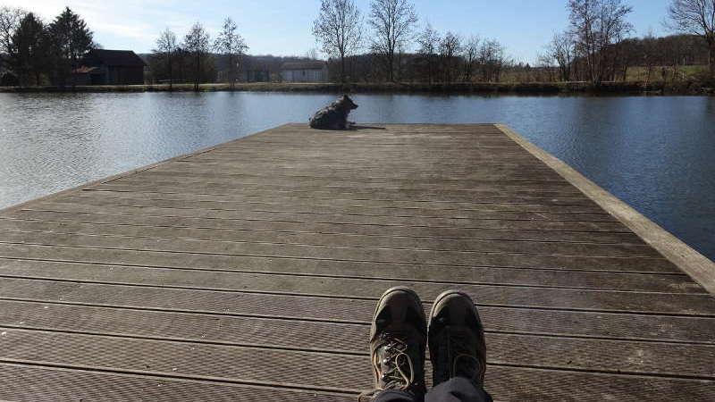 Birklingen Am See Singlewanderung Traumrunde Iphofen Unterfranken Outdoor
