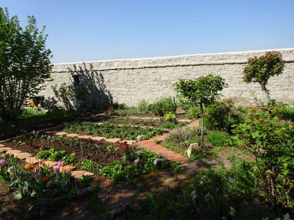 Klostergarten Maria im Weingarten