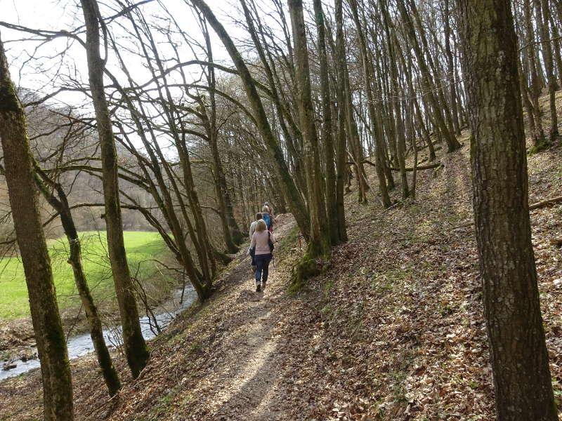 Wollenbach Mühlenweg Wandern Singles Schweinfurt