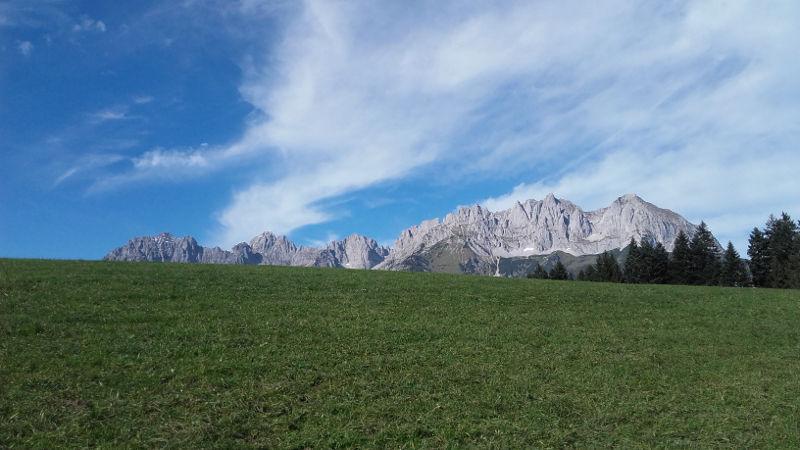 Wandern Kitzbühel und Umgebung