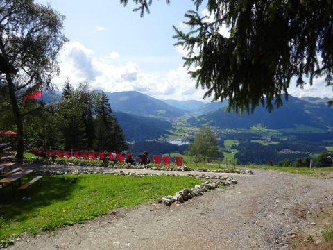 Basaltsee - Heidelstein - Singlewandern in der Rhön